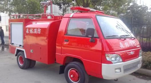 福田1.5吨消防车