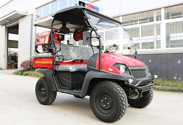 200消防摩托车