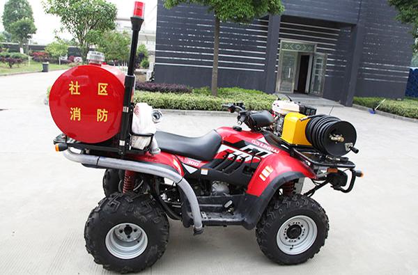 300消防摩托车